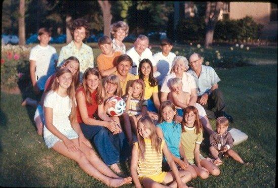 Wagner family 1970