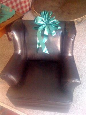 Max's chair