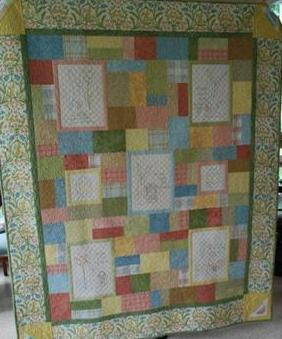 Terry's Easter Quilt