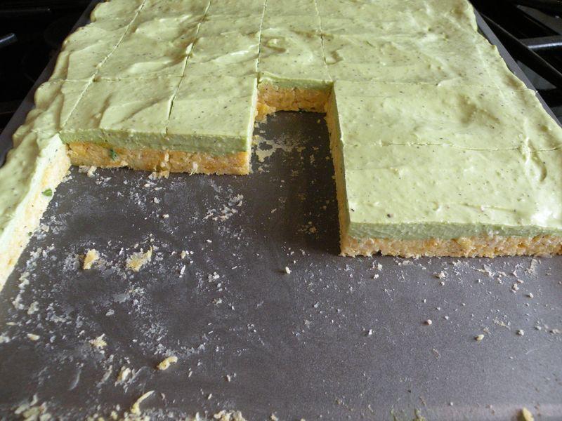 Avocado cakes 041