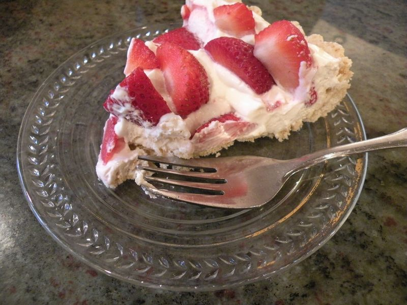 Strawberry pie 005