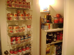 Pantry door two