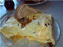 Mikes breakfast