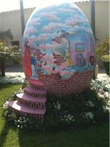 Easter egg at Ritz