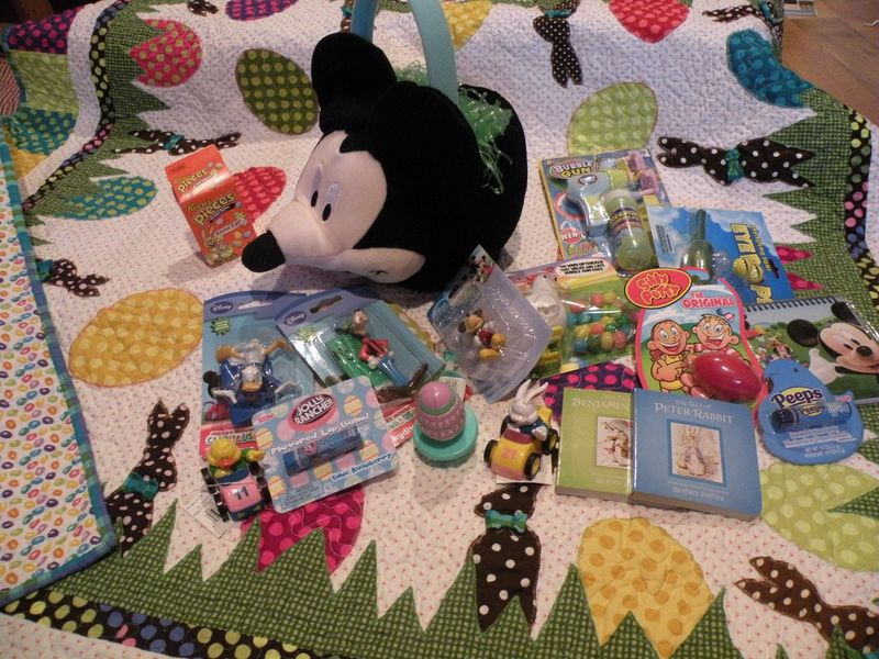 Quilt easter