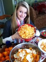 Gracie oranges