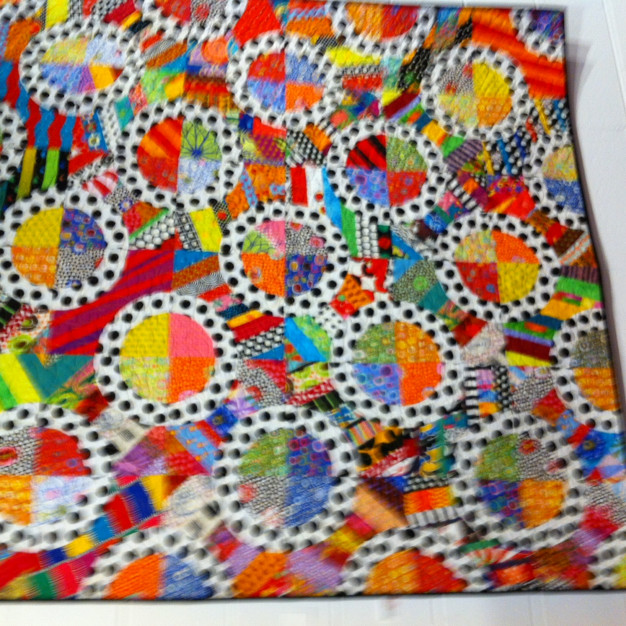 modern quilts quilt colorful colourful pinterest heart